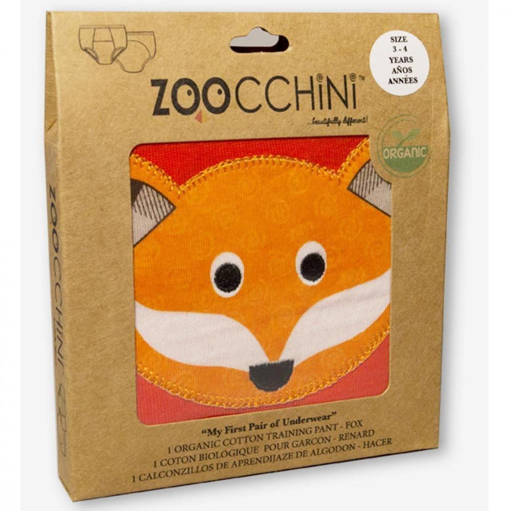 122-012-001 Zoocchini Tréningové nohavičky Líška 2 - 3 r