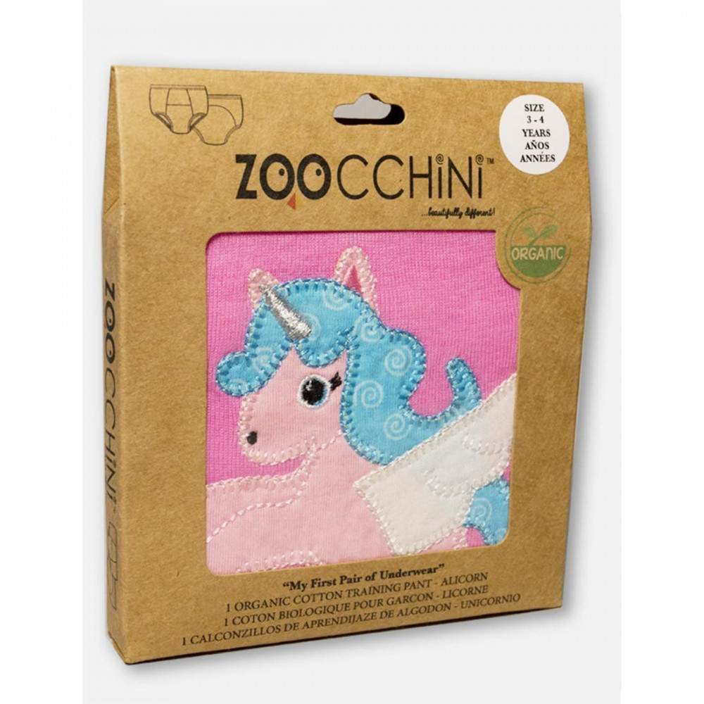 122-012-009 Zoocchini Tréningové nohavičky Jednorožec 2 - 3 r
