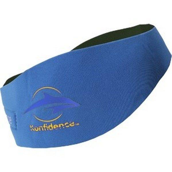 308-04 Konfidence Aquaband Neoprénová čelenka dieťa 52cm Blue