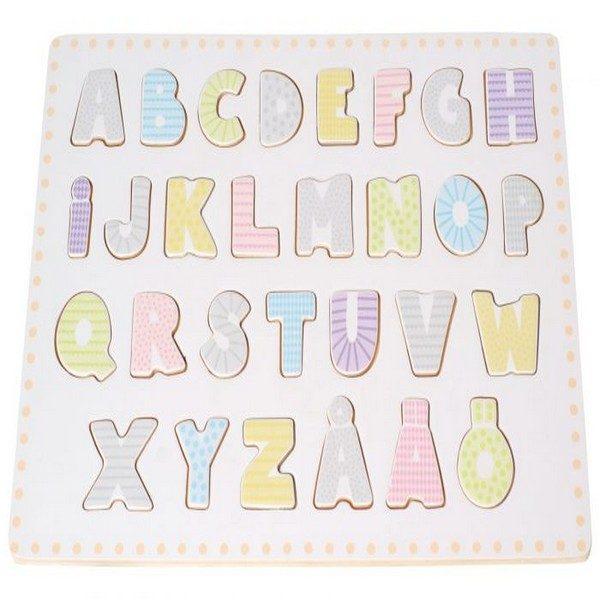 T243 Jabadabado Puzzle Abc