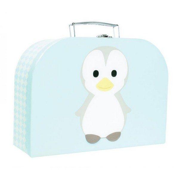 A3113 Jabadabado Set kufríkov 2ks tučniak a panda