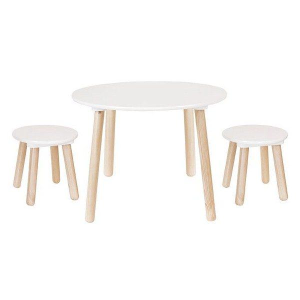 H13201 Jabadabado Stôl a 2 stoličky
