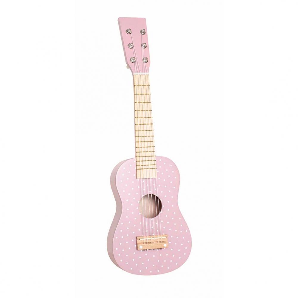 M14098 Jabadabado Gitara ružová