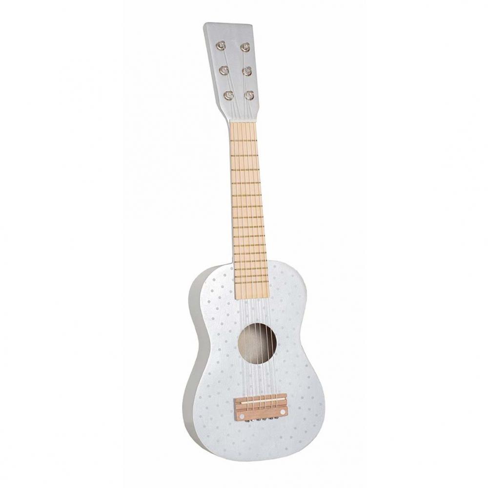 M14100 Jabadabado Gitara strieborná