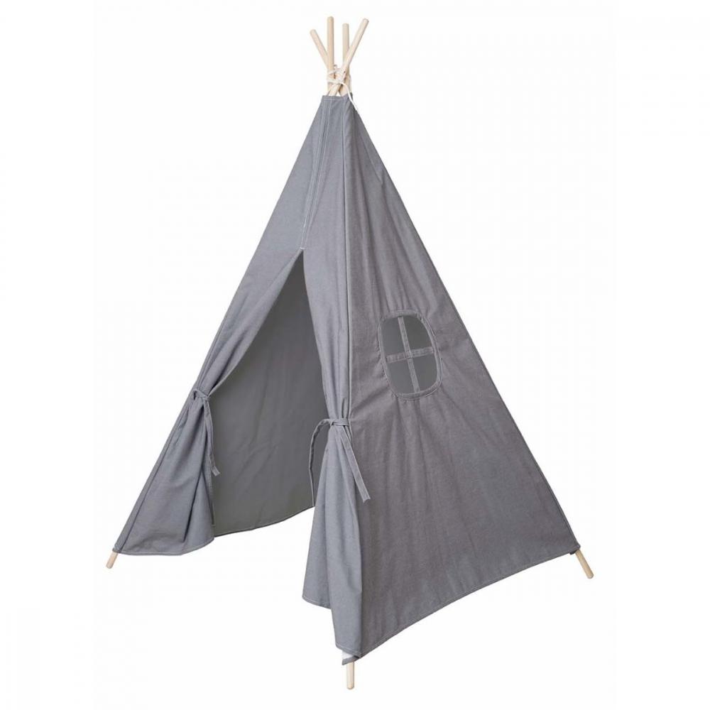 K024 Jabadabado Teepee stan sivý