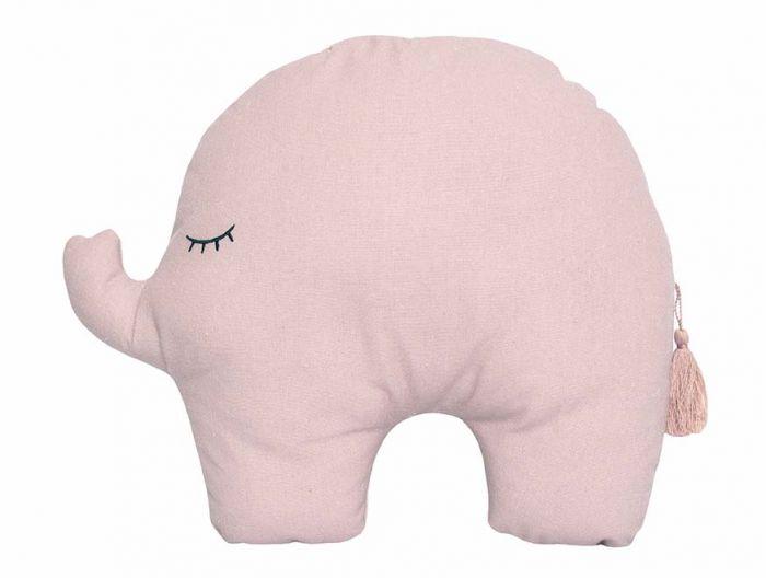 K027 Jabadabado Vankúš sloník ružový