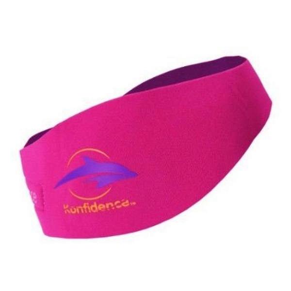 308-02 Konfidence Aquaband Neoprénová čelenka dieťa 52cm Pink