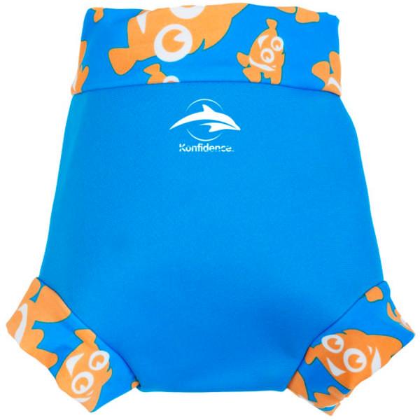 305-02 Konfidence Neonappy neoprénové plavky Clownfish 9-12m