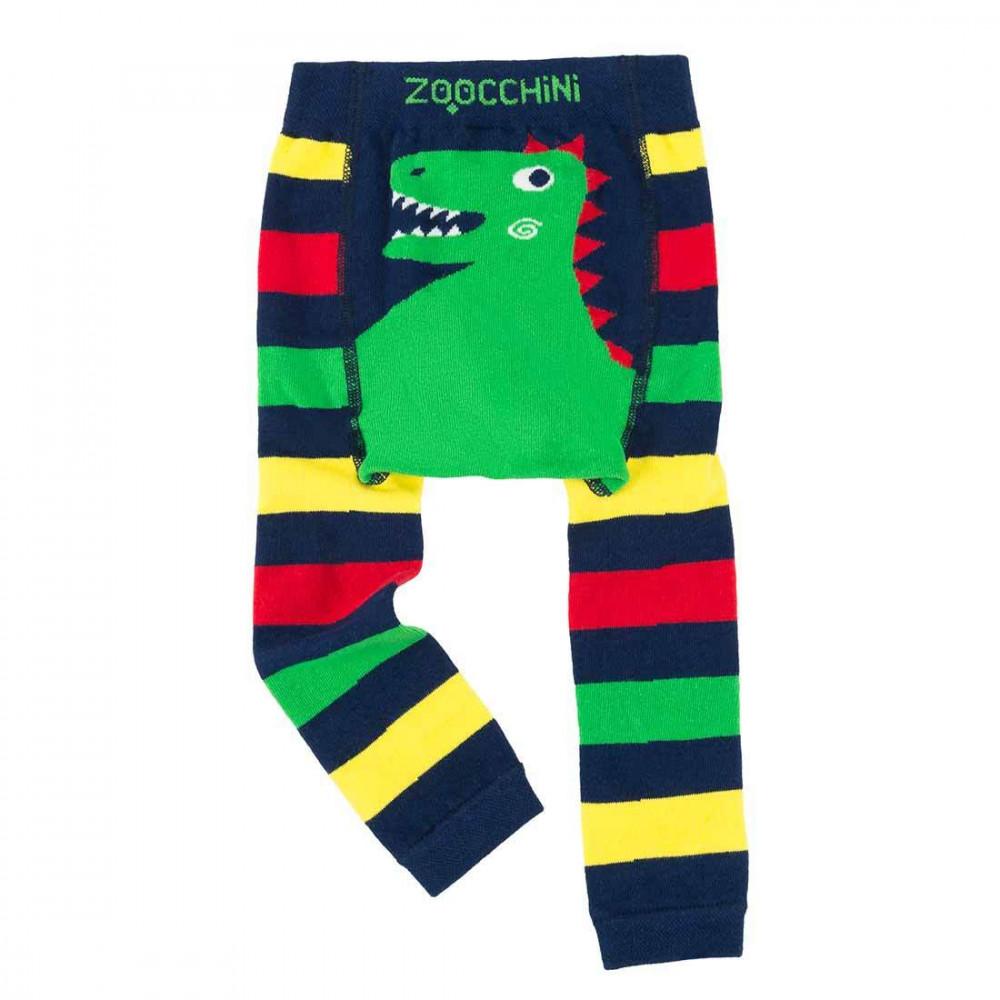 122-014-017 Zoocchini Set  legínky a ponožky Dinosaurus  6 - 12 m