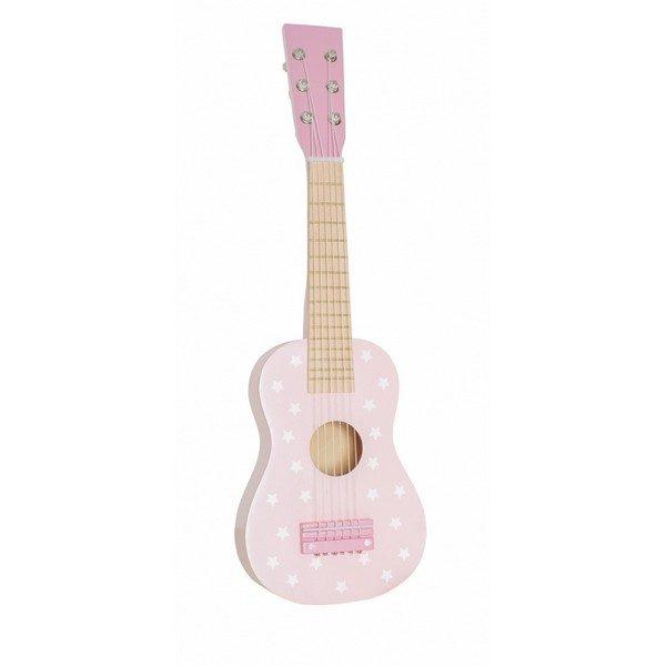 M14066 Jabadabado Gitara ružová