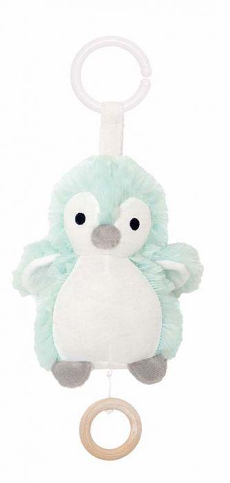 N0130 Jabadabado Hudobná hračka tučniak