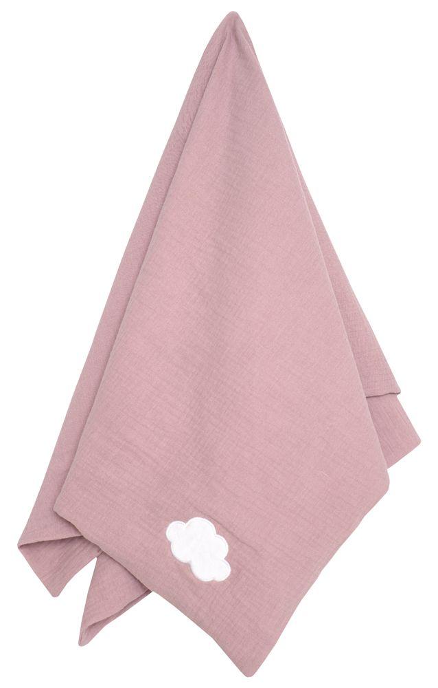 N0135 Jabadabado Detská deka ružová