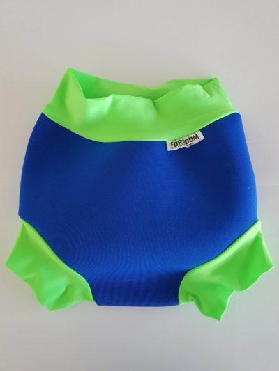 Swim nappy Neoprénové plavky Modré XXL