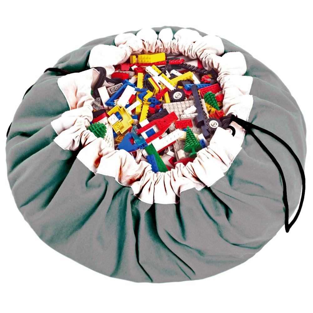 5425038799569 Play&Go vak na hračky Classic grey