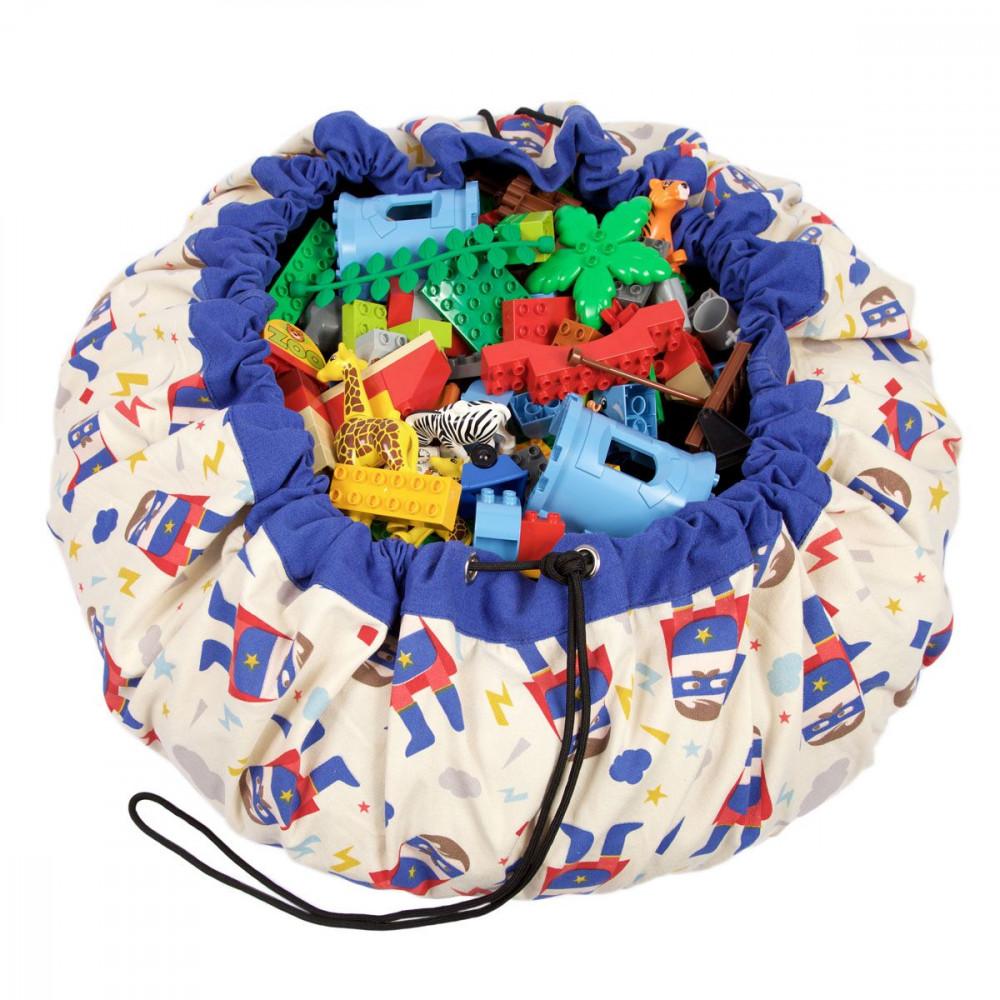 5425038799699 Play&Go vak na hračky SuperHero