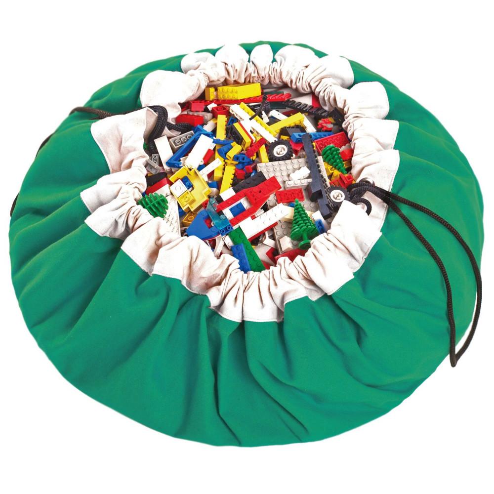 5901121400036 Play&Go vak na hračky Classic green